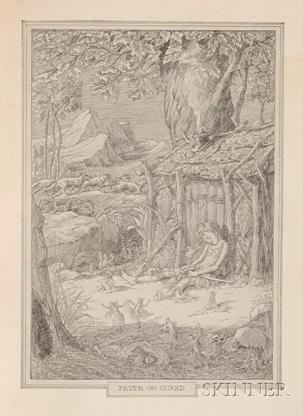 Barrie, Sir James Matthew (1860-1937)