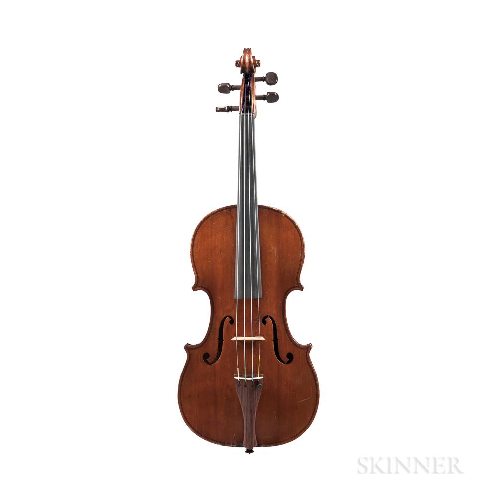 French Violin, Jerome Thibouville-Lamy