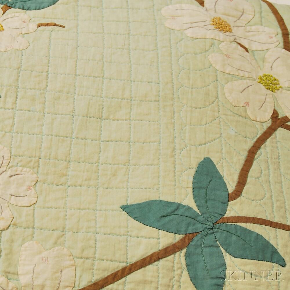 Four Cotton Quilts