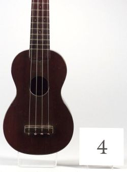 American Soprano 'Ukulele, C.F. Martin & Company, Nazareth, c. 1918, Style 1