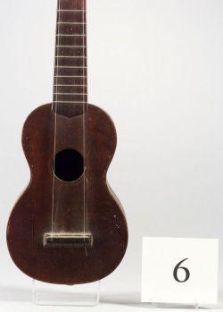 American Soprano 'Ukulele, C.F. Martin & Company, Nazareth, c. 1920, Style 1