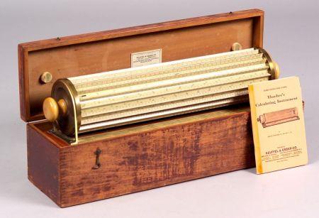 Thatcher's Calculating Instrument by Keuffel & Esser Co.