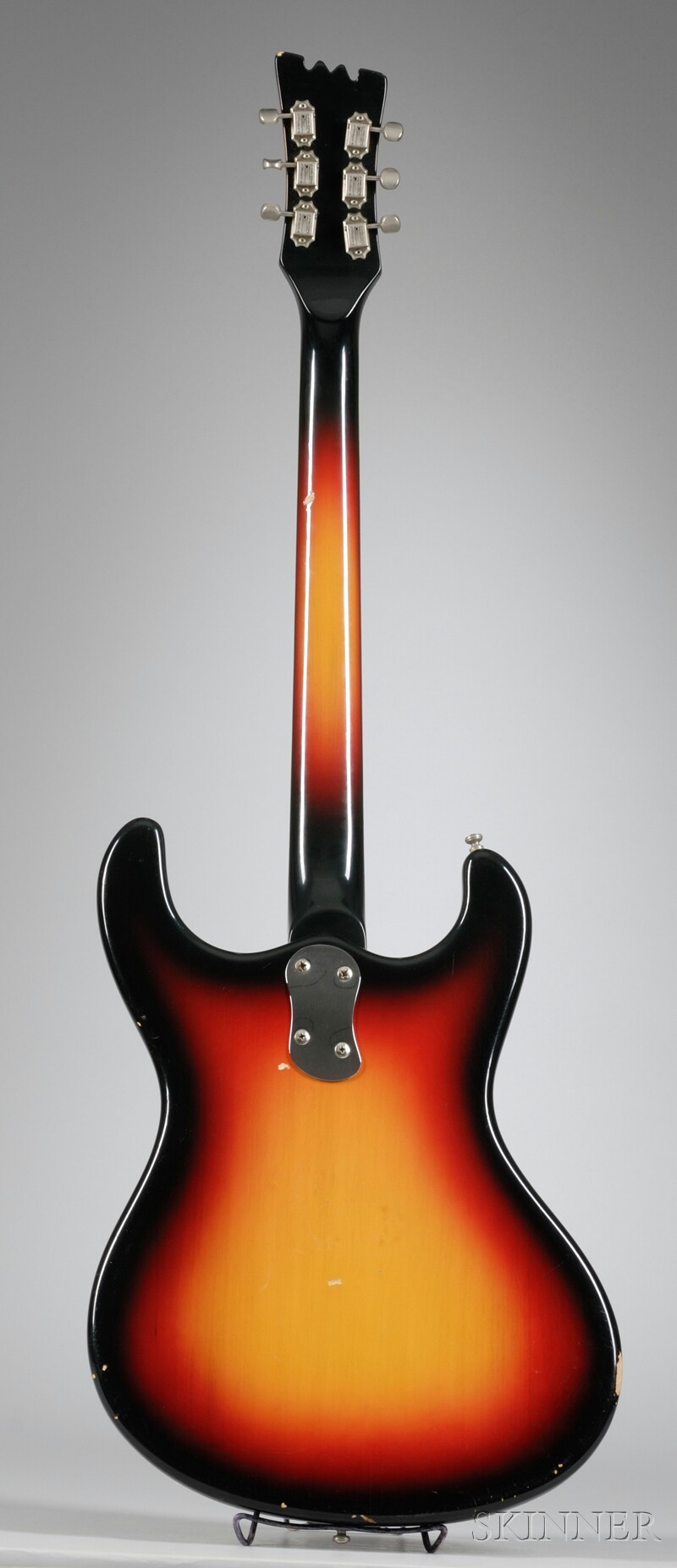 American Electric Guitar, Mosrite of California,