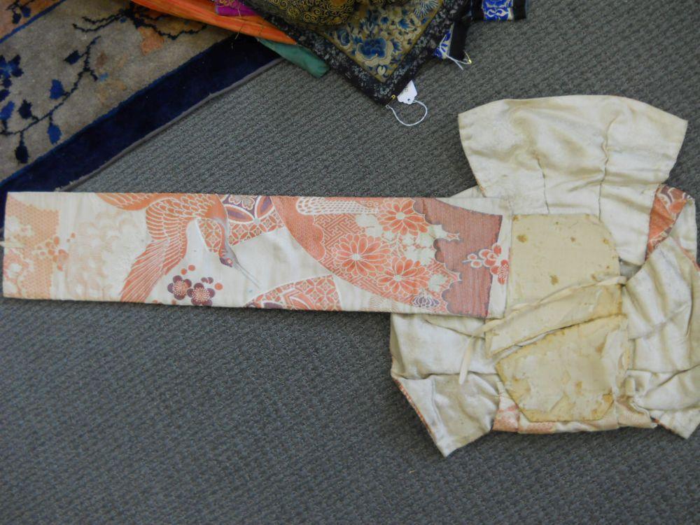 Ten Garments and Textile Fragments