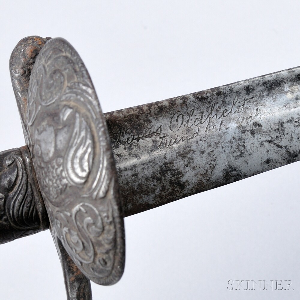 European Hunting Sword