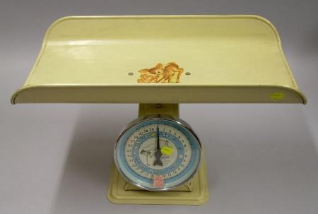 Hanson Nursery Scale