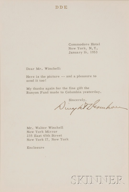 Eisenhower, Dwight D. (1890-1969)