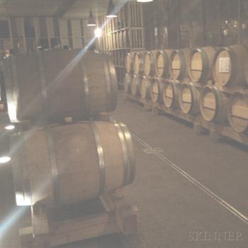 Chateau Rocher Bellevue Figeac 2001, 5 bottles