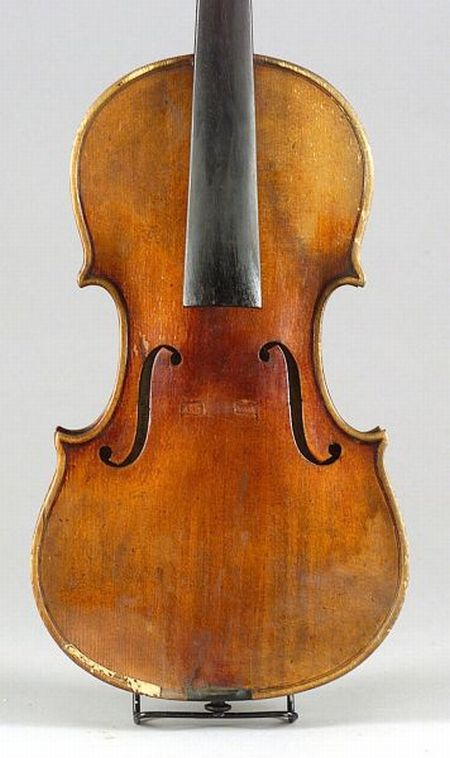 German Violin, Robert A. Dolling