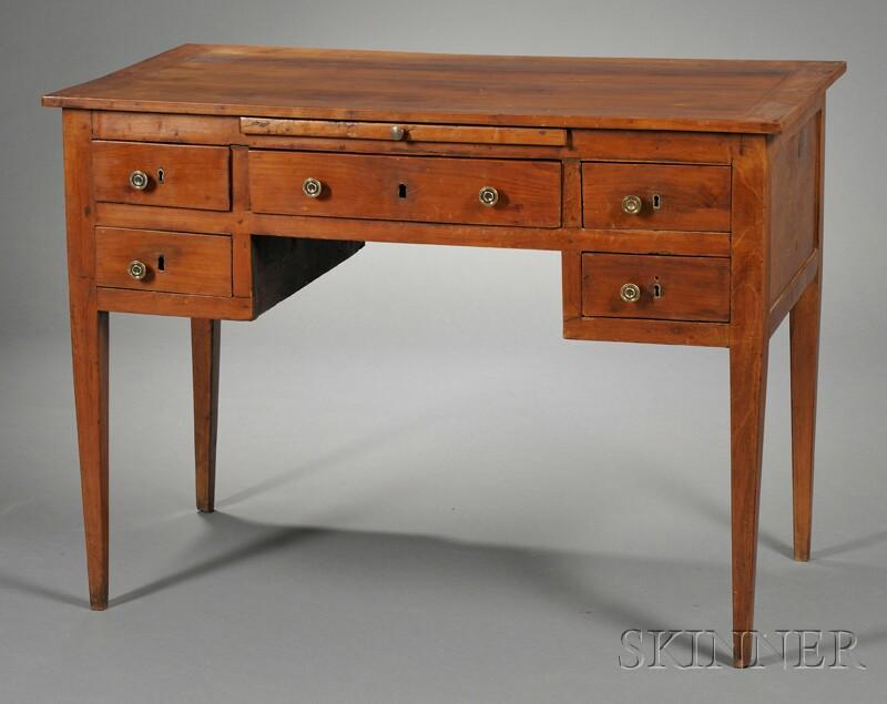 Empire Fruitwood Writing Desk