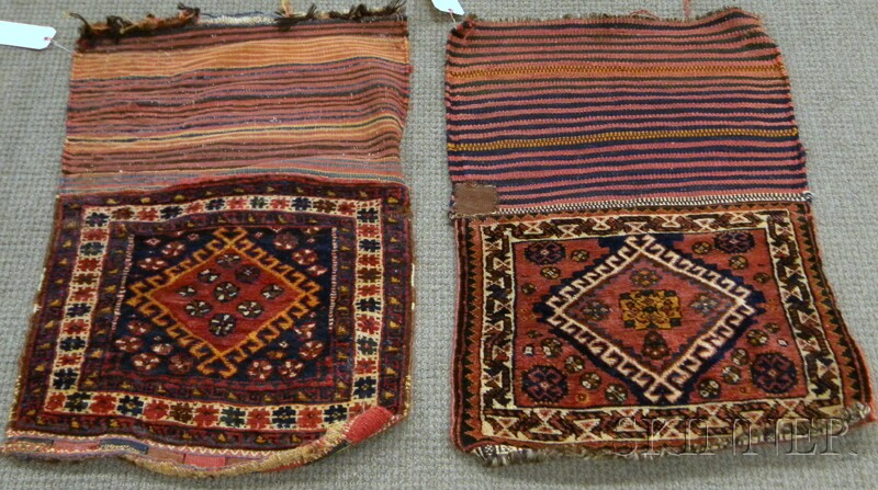 Two Southwest Persian Bags