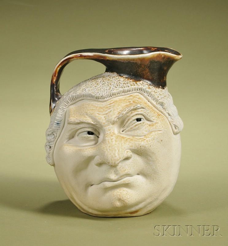 Martin Brother Glazed Stoneware Double-sided