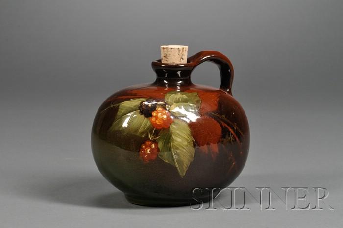 Weller Pottery Louwelsa Line Jug