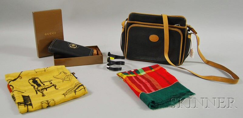 Vintage Gucci Pocketbook and Gucci Wallet