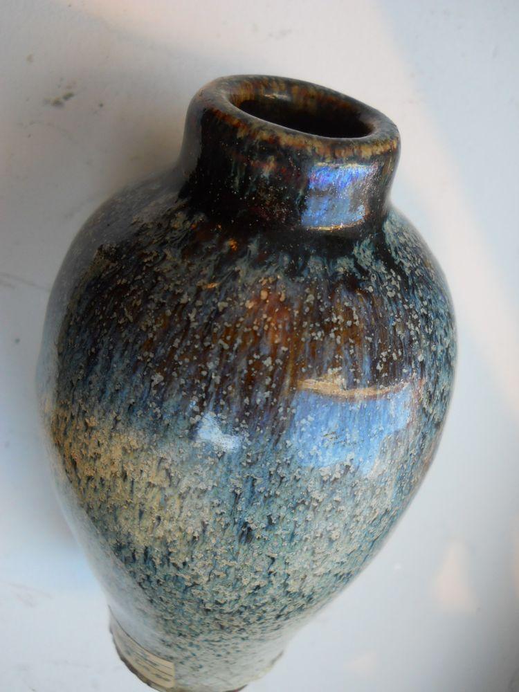 Small Shiwan Ware Vase
