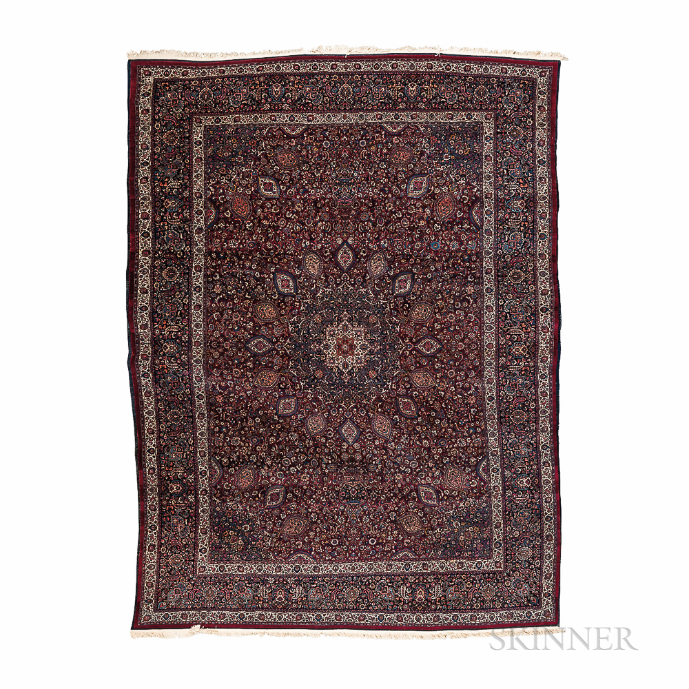 """Amoghli"" Mashad Carpet"
