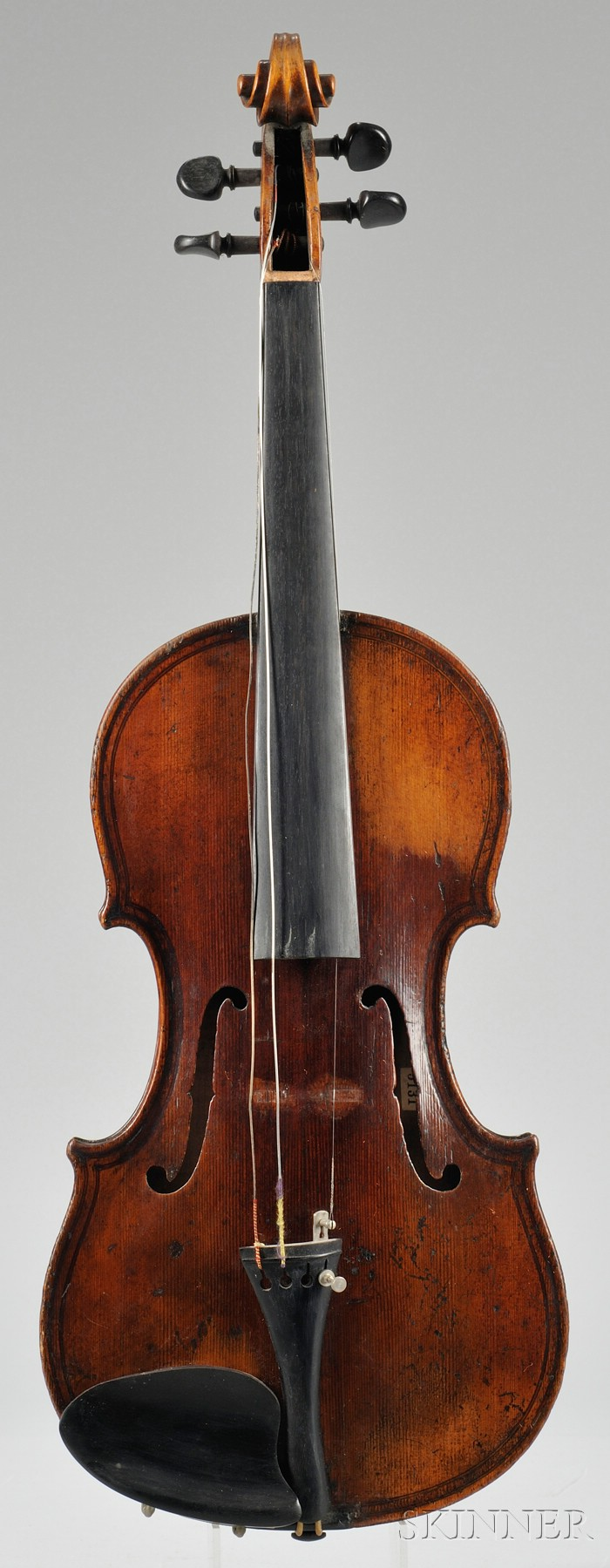 German Violin, c. 1880