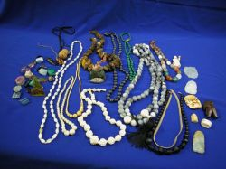 Group of Asian and Miscellaneous Jewelry