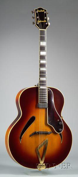 American Guitar, Gretsch Manufacturing Company, Brooklyn, c. 1950, Synchromatic