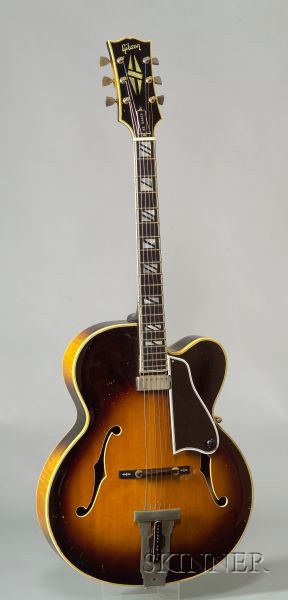 American Guitar, Gibson Incorporated, Kalamazoo, 1966, Model Johnny Smith
