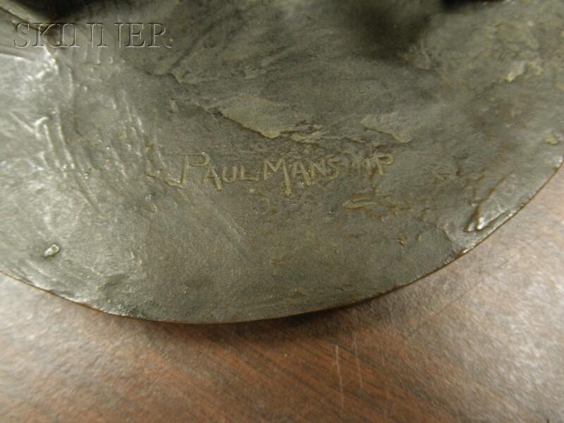 Paul Howard Manship (American, 1885-1966)      Marietta