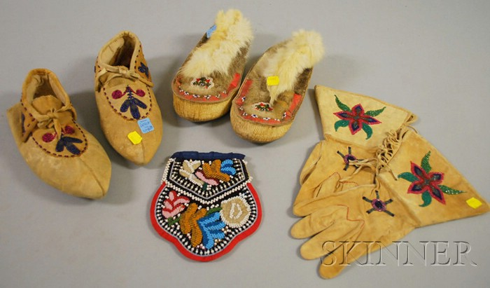 Native American Beaded Items
