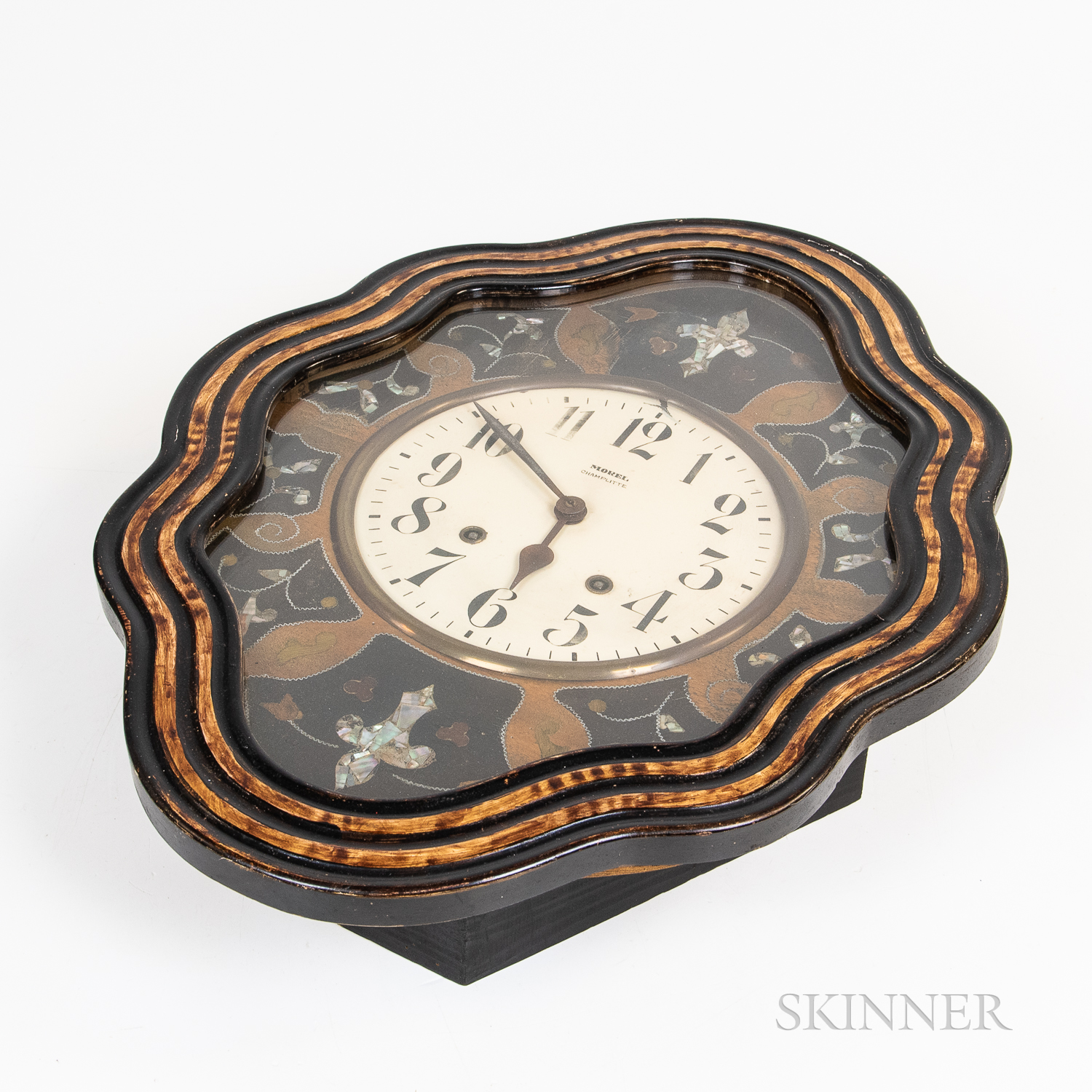 """French """"Baker's"""" or Picture Frame Clock"""