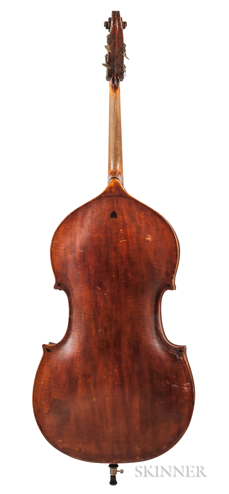 Contrabass, Probably French