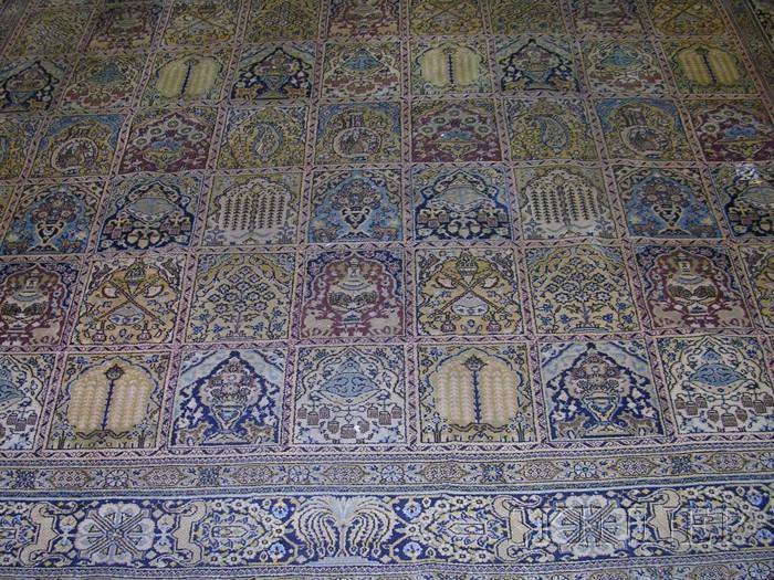 Indo-Bahktiari Carpet