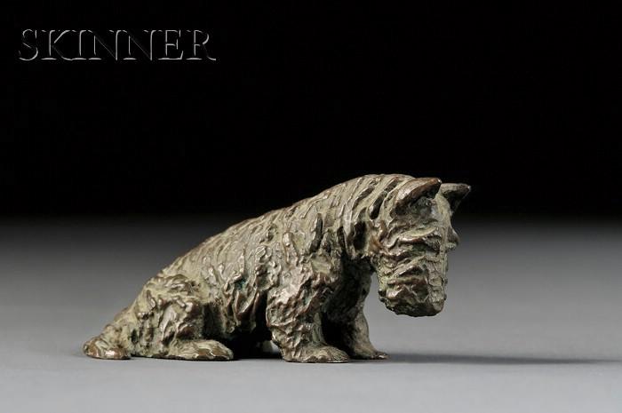 Marguerite Kirmse  (American, 1885-1954)      Scottish Terrier