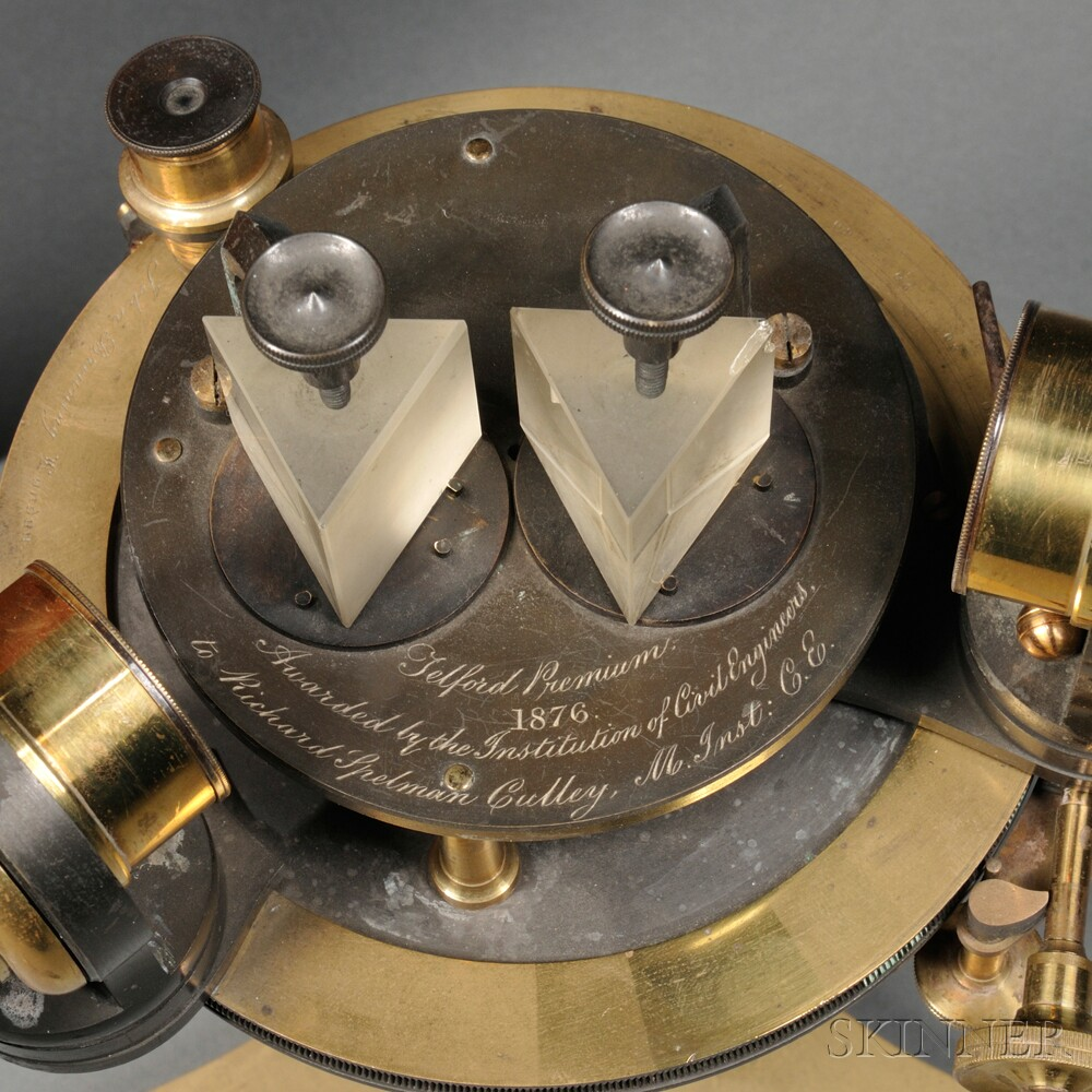John Browning Spectroscope
