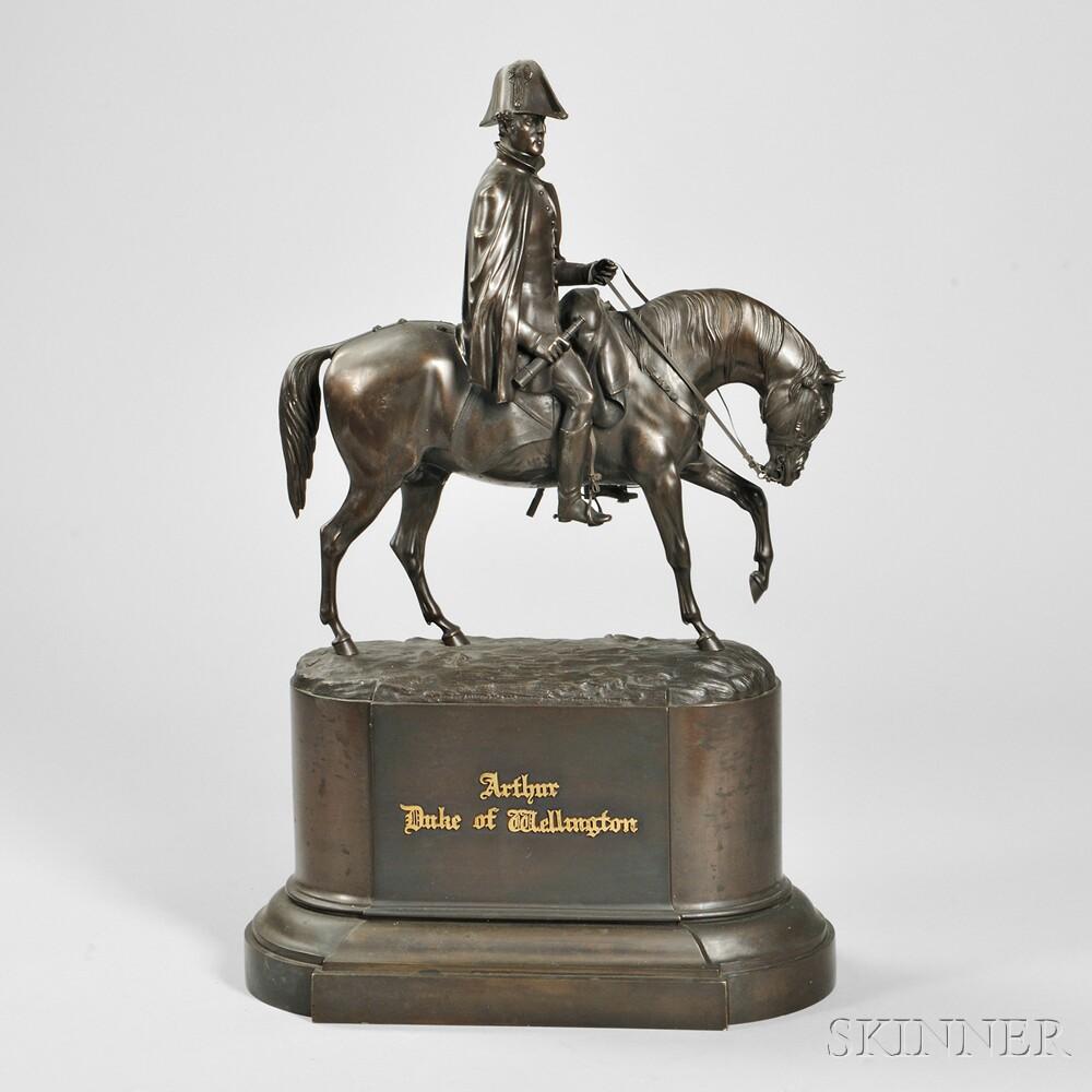 Edmund Cotterell (British, 1795-1860)       Arthur Duke of Wellington