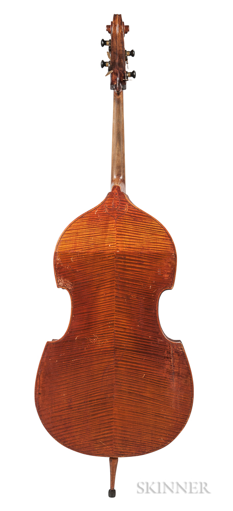 German Contrabass, c. 1920