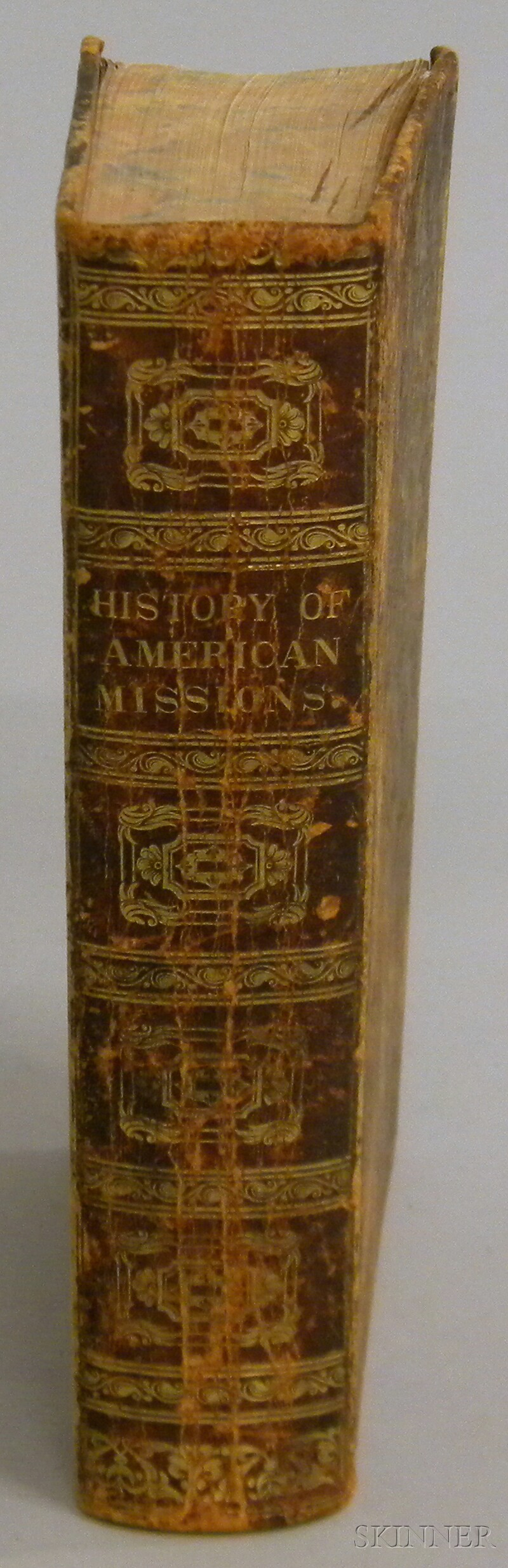 Tracy, Joseph (1793-1874) History of American Missions to the Heathen.