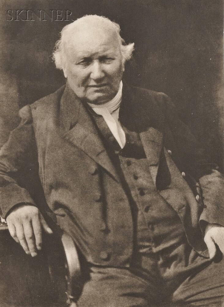 David Octavius Hill (Scottish, 1802-1870) and Robert Adamson (Scottish, 1821-1848)      Principal Haldane