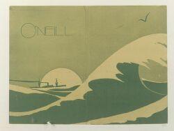 R. B. Kitaj (American, b. 1932)  O' Neill and Industrial Camouflage Manual.