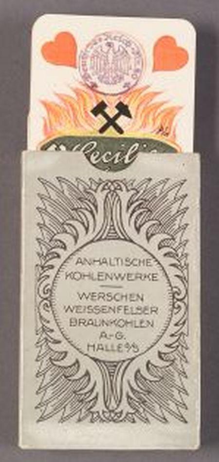 German and Austrian Standard Decks