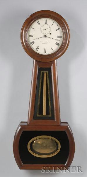 Howard & Davis No. 1 Regulator Clock