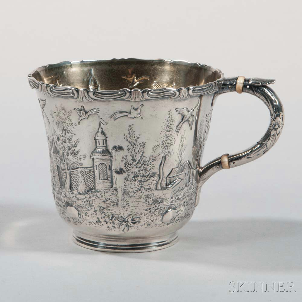 S. Kirk & Son .917 Silver Cup