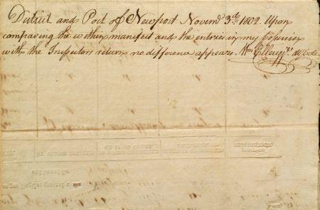 Ellery, William (1727-1820), Signer from Rhode Island