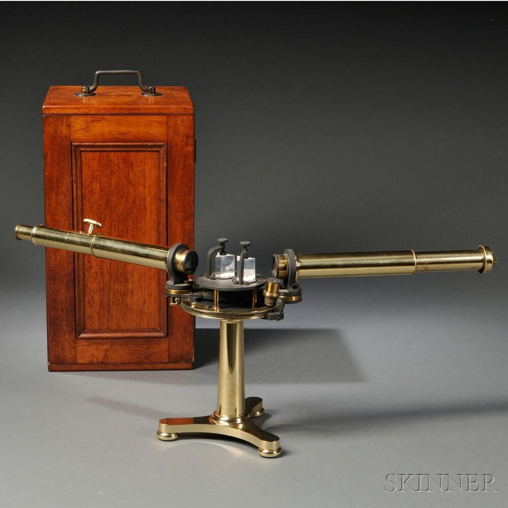 Unmarked Spectroscope