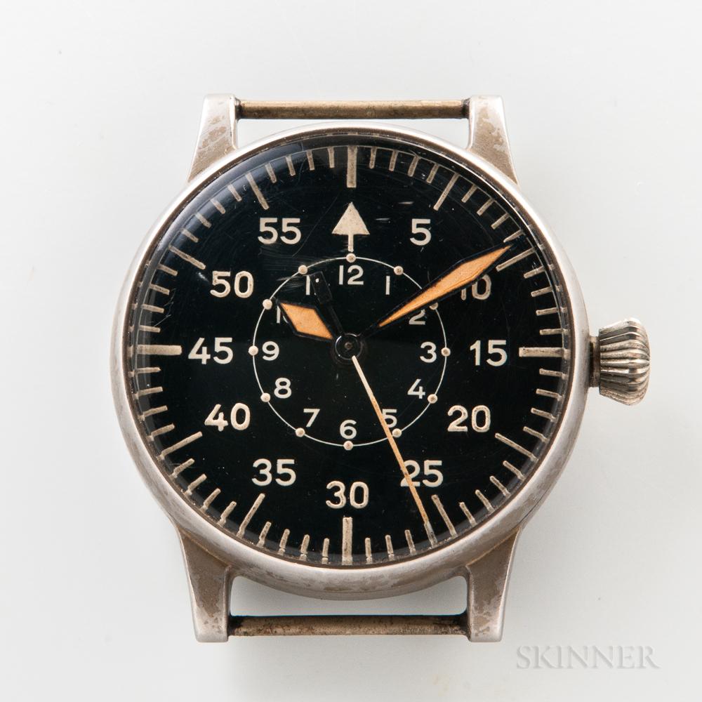 "A. Lange & Sohne B-Uhr WWII ""Observation"" Watch"
