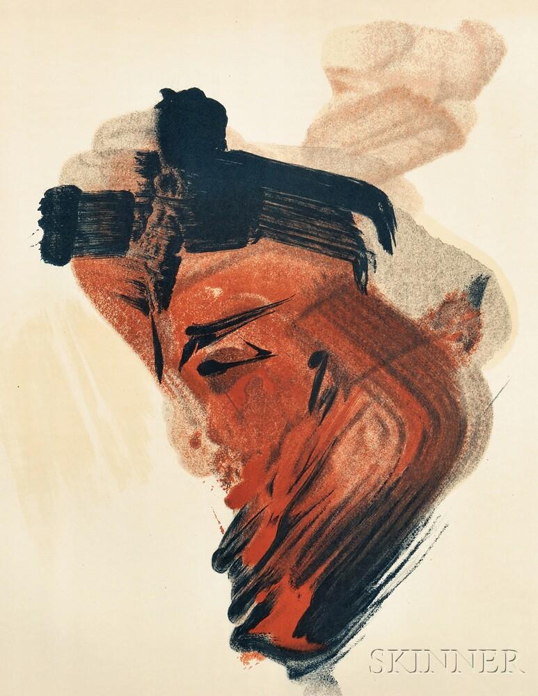 David Alfaro Siqueiros (Mexican, 1896-1974)      Meditation