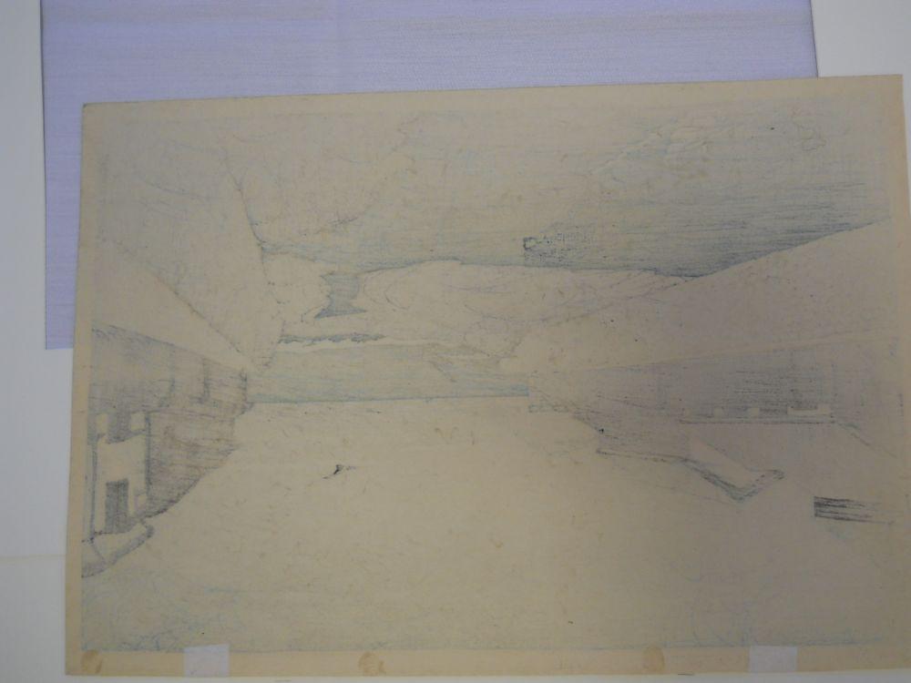 Kawase Hasui (1883-1957), Horikawa River, Obama