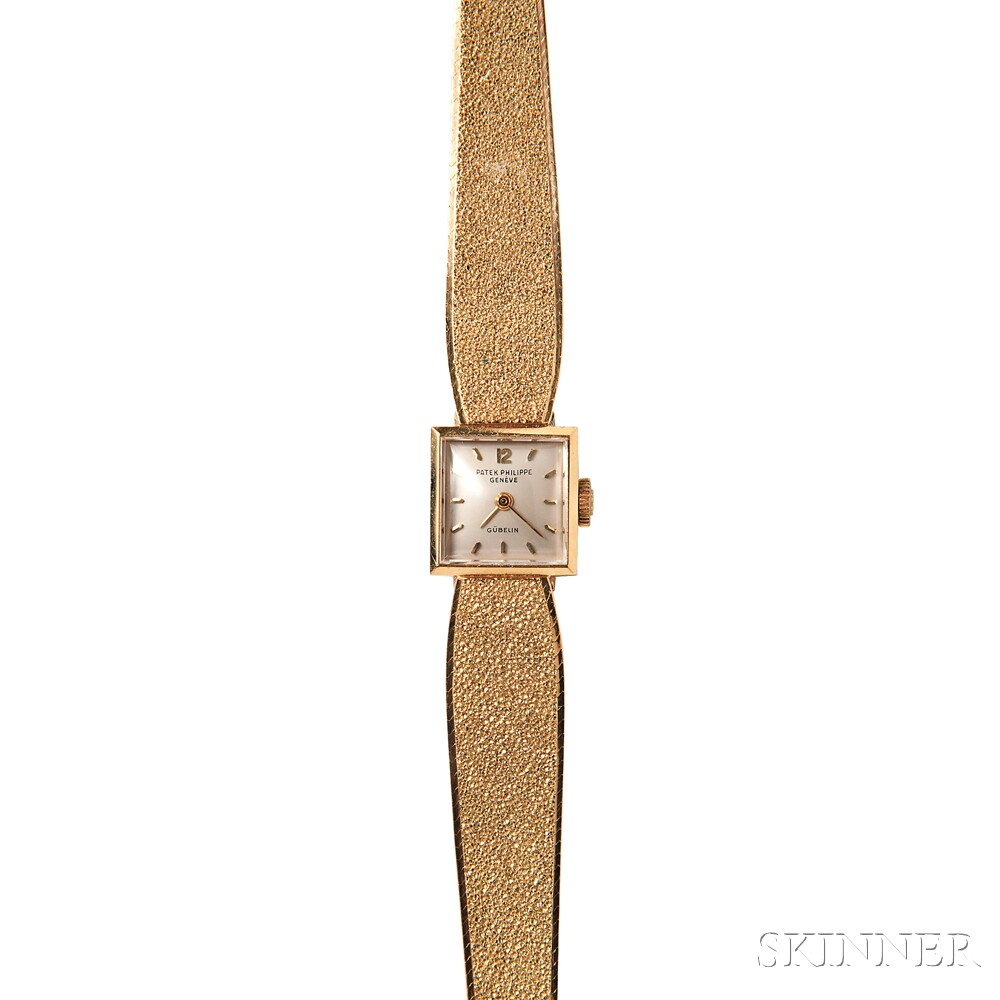 18kt Gold Wristwatch, Patek Philippe