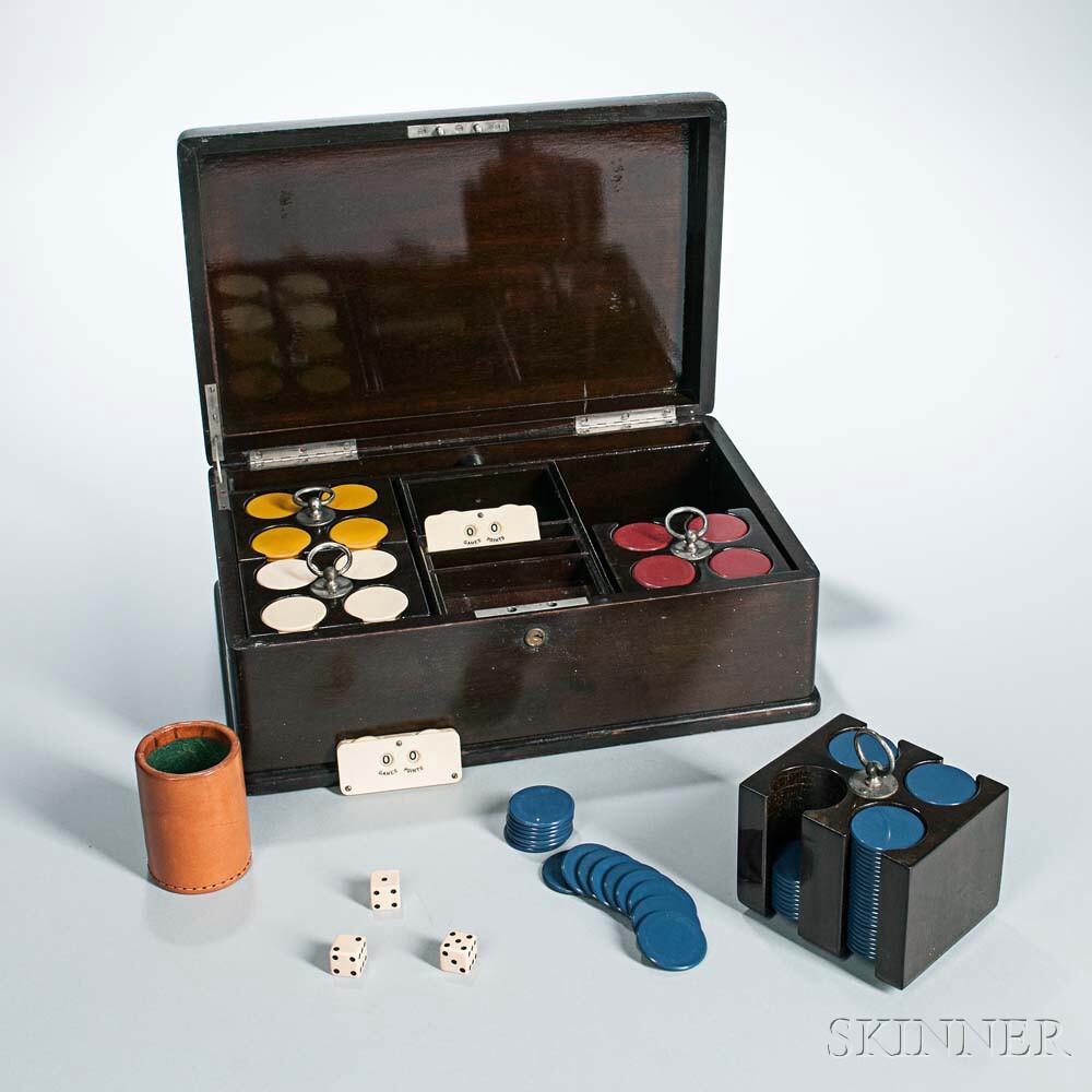 Cased Gaming Set