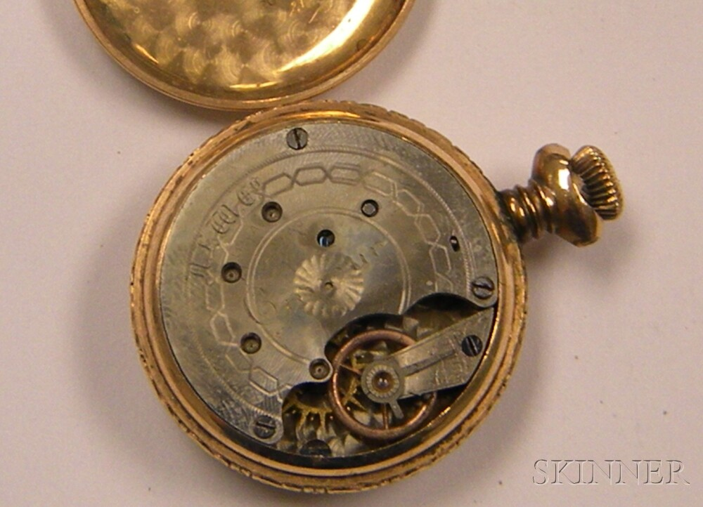 Small Group of Assorted Pocket Watches