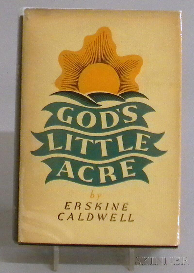 Caldwell, Erskine (1903-1987) God's Little Acre