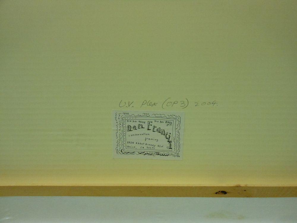 David Hockney (British, b. 1937)      Lightning