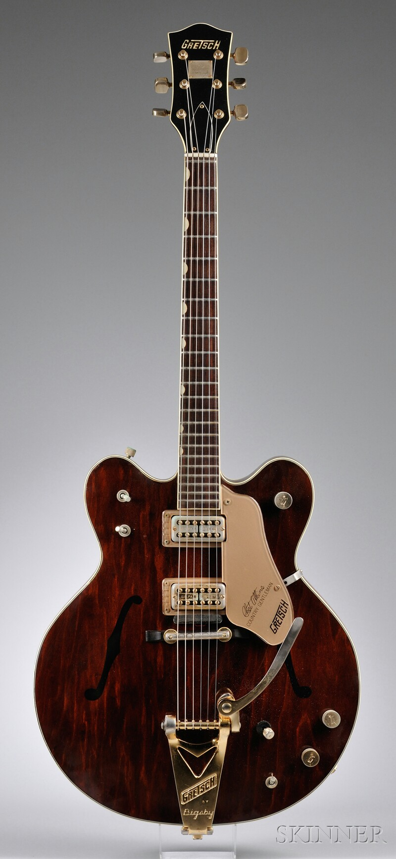 American Electric Guitar, Fred Gretsch Company,  Brooklyn, c. 1971, Model   Chet Atkins Country Gentleman